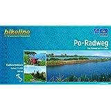 bikeline-Radtourenbuch: Po-Radweg: Von Mailand ins Po-Delta. 1:75.000, 595 km, wetterfest/reißfest, GPS-Tracks Download