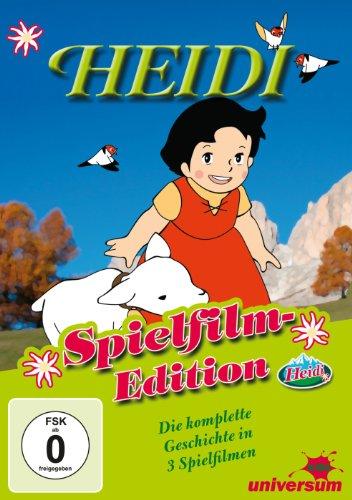 Spielfilm-Edition (3 DVDs)
