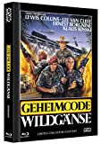 Geheimcode Wildgänse - Uncut [Blu-ray+ DVD] Mediabook Cover A [Limited Collector's Edition] [Limited Edition]