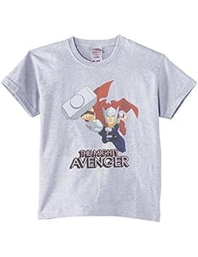 Marvel Jungen T-Shirt Avengers A
