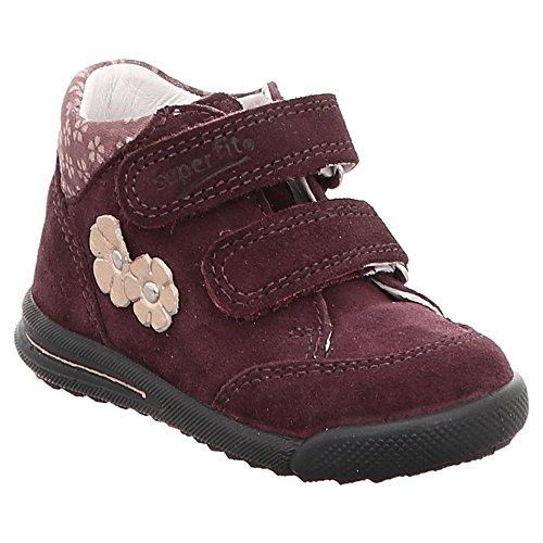 Superfit Baby Mädchen Avrile Mini Sneaker, Violett (Lila 90 90), 20 EU