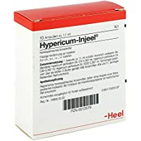 HYPERICUM INJEEL Ampullen 10 St preisvergleich bei billige-tabletten.eu