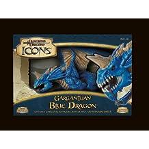 garganthuan blue dragon