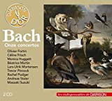 Bach : Onze concertos. Fortin, Frisch, Huggett, Martin, Mortensen, Pinnock, Podger, Staier, Suzuki.