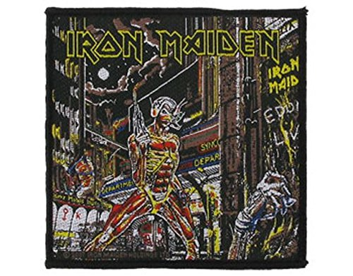 Iron Maiden - Somewhere in Time - Toppa/Patch