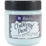Best Chalkboard Paints - Prima Marketing Chalkboard Paint 8.5 oz-Egg Blue Review
