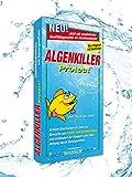 Lawn & Patio - Algenkiller Protect - Das Original - zuverlässig gegen alle Algen im Teich 150g für 10 m³