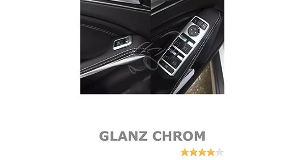 Germancarparts Gcp Mb Chrom Fensterheber Abdeckungen W212 W204 W246 W166 Auto
