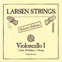 Larsen Strings For Cello A Chrome steel I 4/4; Medium
