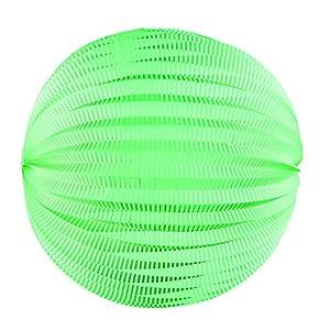 Tim & Puce 50218M Celadon - Farolillos Redondos (20 cm), Color Verde