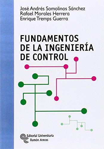 Fundamentos de la ingeniería de control (Manuales)