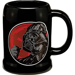 Star Wars 99279 - Cubertería para fiestas Darth Vader (99279) - Jarra Darth Vader