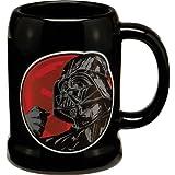 Star Wars 99279 - Darth Vader Bierkrug aus Keramik in Geschenkpackung, 591 ml, 10 x 13 x 13 cm