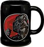 Joy Toy Darth Vader Boccale Da Birra In Confezione Regalo, Ceramica, Multicolore, 10X13X13 Cm
