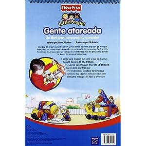 Gente atareada (FISHER PRICE. LITTLE PEOPLE)