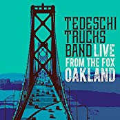 Live From The Fox Oakland (Deluxe 2CD/DVD)