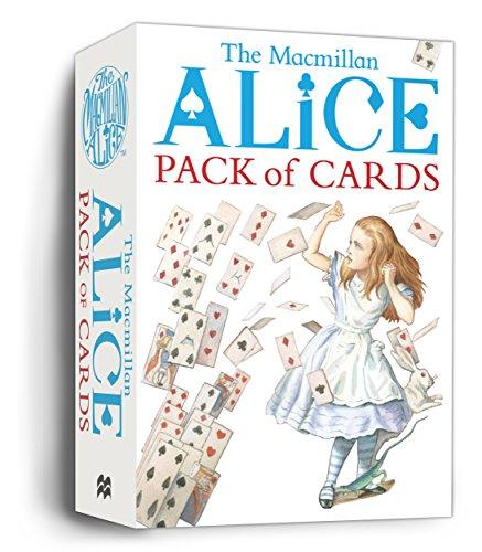 Macmillan Alice Pack of Cards por Lewis Carroll