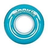 Rookie All Star Quad Wheels x4 Blue/White 58mm