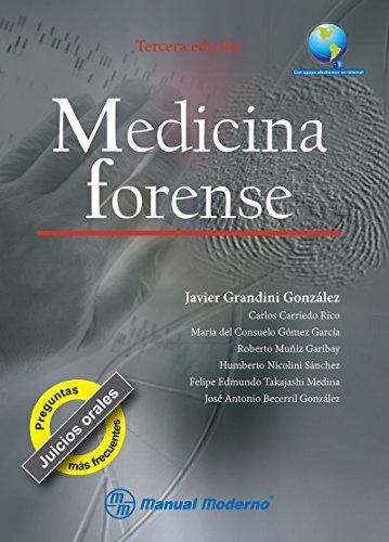 Medicina Forense por Javier Grandini González epub