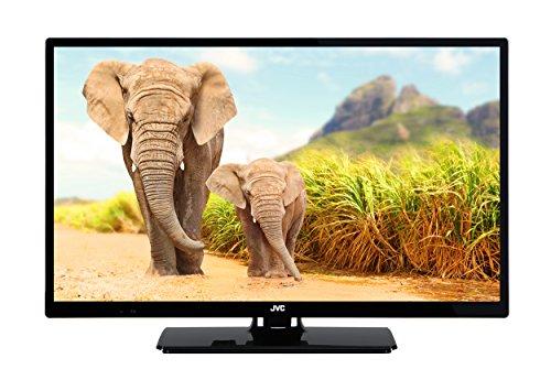 JVC LT-24V44JH 61 cm (24 Zoll) Fernseher (HD ready, Triple-Tuner)