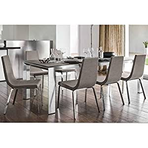 Table repas extensible ROYAL 180/240*100 cm