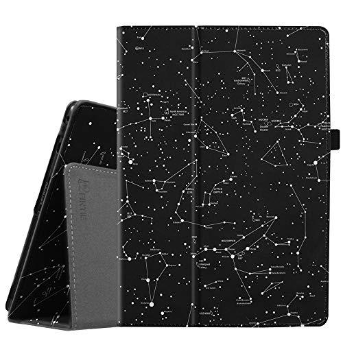 Fintie Lenovo Tab4 10 / Tab4 10 Plus Hülle - Folio Kunstleder Schutzhülle Tasche Etui Case mit Auto Schlaf/Wach Funktion für Lenovo Tab 4 10 / Tab 4 10 Plus (10 Zoll) Tablet-PC, Sternbild