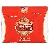 Imperial Leather Original Bar Soap, 200g (2x100g)