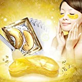Best Eye Mask Patches - Generic 5pair Gold Crystal Collagen Eye Mask Whitening Review