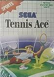 1989 Sega Enterprises LTD. Tennis Ace - Sega Master System