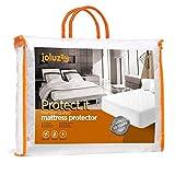 Beste Qualität, gesteppt, wasserdicht, Matratze Pad von joluzzy, hypoallergen Baumwolle Matratzenschoner, King Size