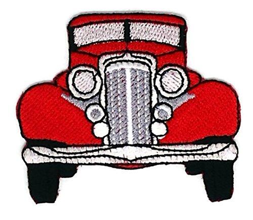 Car Cartoon bestickt Nähen Eisen auf bestickte Applikation Craft handgefertigt Baby Kid Girl Frauen Tücher DIY Kostüm Zubehör ()