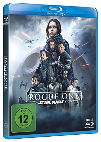 Rogue One - A Star Wars Story [Blu-ray] 2