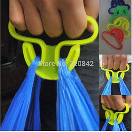 zoomy faire : Sac porteur de la famille Grip marchandises Voyage à haute résistance solide Holder Shopping Sac de drogheria Handle Bag Carrier Tools (15kg)