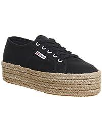 Superga 2790-Cotropew, Zapatillas de Estar por Casa para Mujer