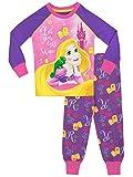 Princesas Disney - Pijama para niñas - Enredados Rapunzel - Ajust...