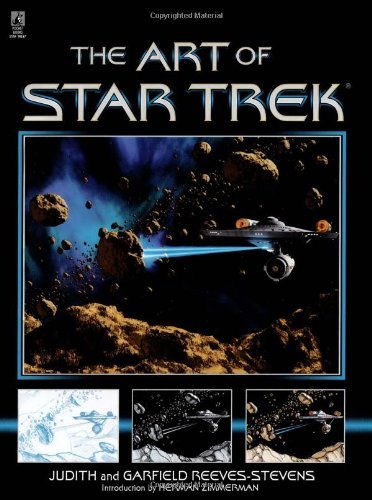 The Art of Star Trek by Judith Reeves-Stevens (1997-09-15) par Judith Reeves-Stevens;Garfield Reeves-Stevens