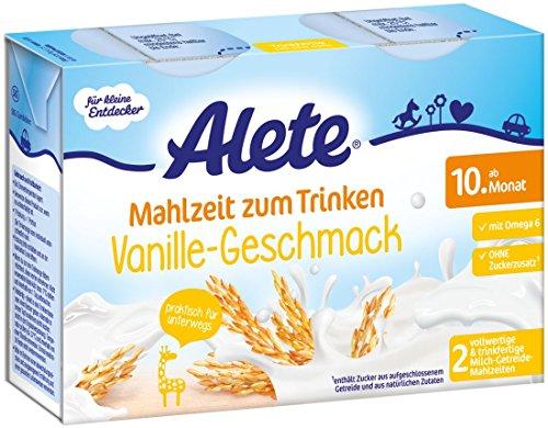 Trink-Mahlzeit Vanille-Geschmack 6 x 2 x 200ml