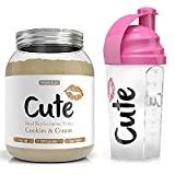 Cute Nutrition Meal Replacement Shakes for Weight Loss Control & Energy - Cookies