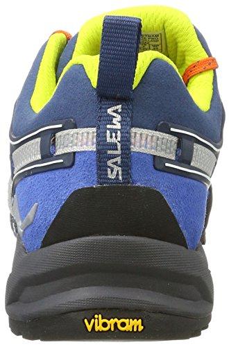 SALEWA Wildfire Pro, Scarpe da Arrampicata Uomo Multicolore (Royal Blue/holland)