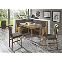 Scouts Eckbankgruppe U0027Lolou0027 Essgruppe 167 X 127 X 85 Tisch 2 Stühle