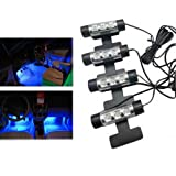 HuntGold 4en1 LED 12V promotion de lumi¨¨re led avec chargeur de voiture