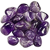 Crystalgeode Amethyst Tumblestones 20-25mm preisvergleich bei billige-tabletten.eu