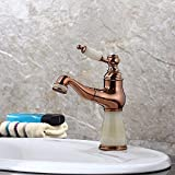 Bijjaladeva Antique Kitchen Sink Mixer Tap The Copper hot and Cold Rose Gold