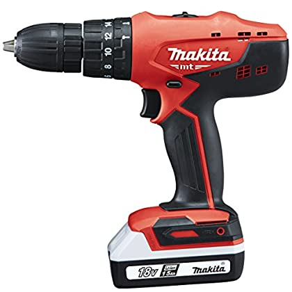 Makita M8301DWE Negro, Naranja - Taladro (Taladro de pistola, perforacion, Taladro a percusión, Desatornillar, Negro, Naranja, 3,6 cm, 1,3 cm, 42 Nm)