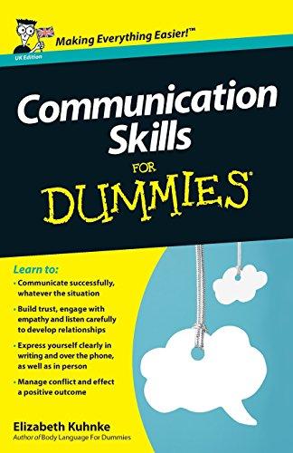 Communication Skills For Dummies