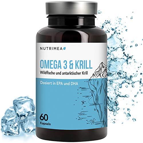 ont i magen av omega 3