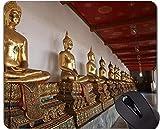 Citations de la Vie Tapis De Souris Personnalisé. Bangkok Le Chien Egalement...