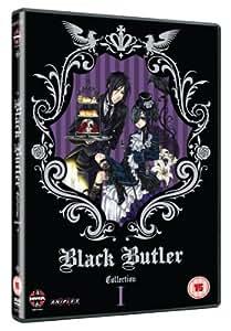 Black Butler - Series 1 Part 1 [DVD]