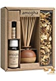 IRIS REED DIFFUSER FRAGRANCE GIFT SET -F...