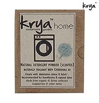 Krya Scented Detergent Powder with Citriodora EO